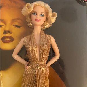 Marilyn Monroe Barbie Pink Label 50yr anniversary